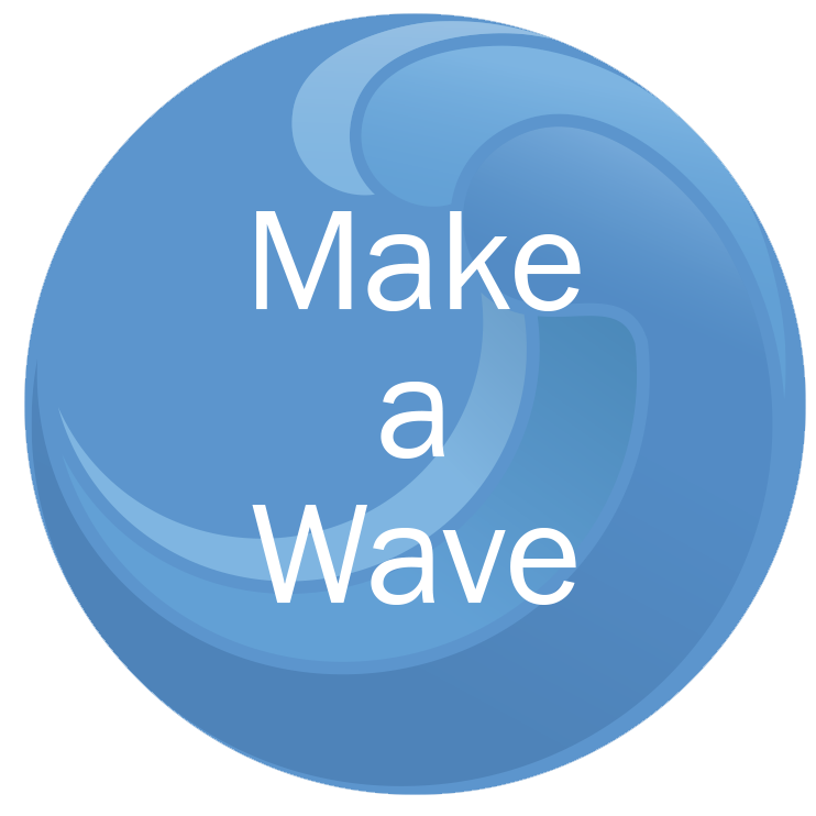 Make a Wave Graphic